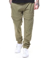 Pants - Pete Stretch Jogger Bottom