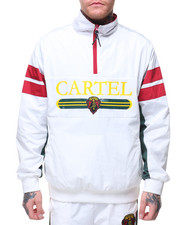 Hudson NYC - Cartel Bar Pullover Jacket