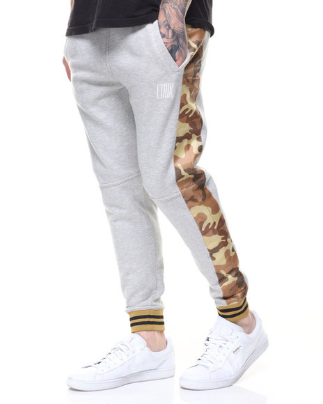 ETHIK CLOTHING CO - Militant Fleece Track Pant