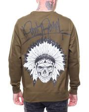 PUNK ROYAL - L/S Cheiftan Sweatshirt