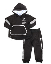 Akademiks - Elongated Hoodie & Jogger Set (2-4)