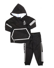 Akademiks - Elongated Hoodie & Jogger Set (Infant)