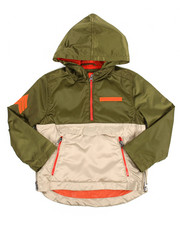 Light Jackets - Hooded Jacket (4-7)