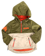 Arcade Styles - Hooded Jacket (2T-4T)
