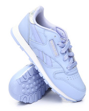 Reebok - CLASSIC LEATHER PASTEL PS SNEAKERS (11-3)
