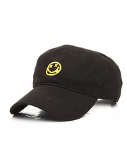 Dad Hats - Nirvana Smile Face Dad Hat-2145357