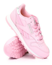 Girls - CLASSIC LEATHER PASTEL PS SNEAKERS (11-3)