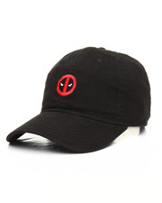 Men - Deadpool Dad Hat