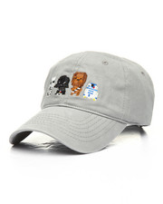 Star Wars - Multi Character 8 Bit Dad Hat