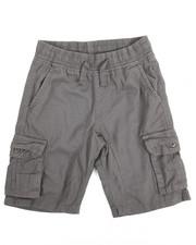 Sizes 8-20 - Big Kids - Pull-On Cargo Shorts (8-18)