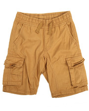 Shorts - Pull-On Cargo Shorts (8-18)