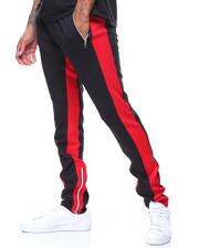 Jeans & Pants - DUAL STRIPE TRACK PANT