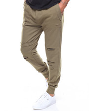 Men - Distressed Jogger