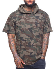 Big & Tall - S/S Round Bottom Thrasher Pullover Hoodie (B&T)-2146318