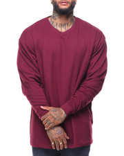 Men - L/S V-neck Thermal (B&T)