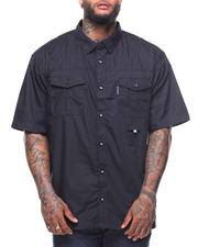 Button-downs - S/S Beamsman Woven (B&T)