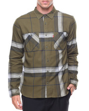 Men - L/S Denhall Flannel