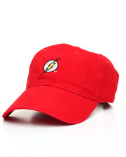 DC Comics - DC Comics Flash Logo Dad Hat-2145741