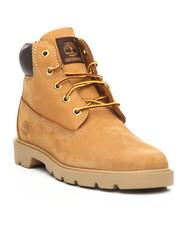 "Grade School (5 yrs+) - 6"" Premium Boots (3.5-7)"