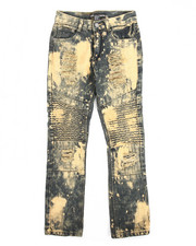 Boys - Moto Wild Wash Jean (8-20)