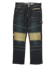 Bottoms - Moto Carpenter Jean (8-20)