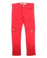 Jeans - Bull Zipper Stretch Moto Jean (8-20)