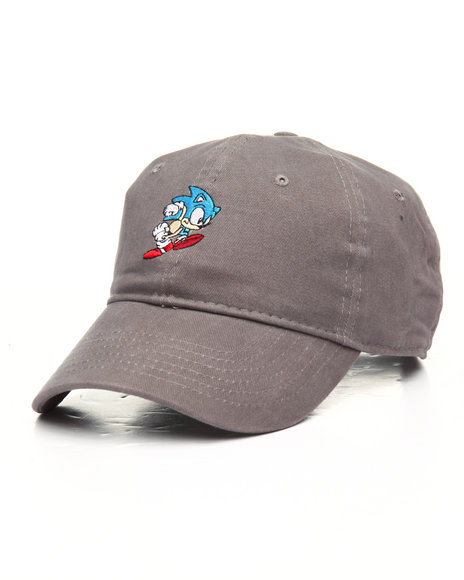 Buy Sonic The Hedgehog Dad Hat Men s Hats from Sonic. Find Sonic ... 0425733a4c58