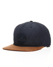 Men - Quilted Nylon Cap