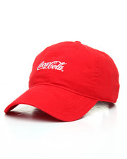 Men - Coca Cola Logo Dad Hat