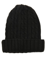 Buyers Picks - Cuffed Cable Knit Beanie