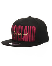Buyers Picks - Cleveland City Snapback Hat