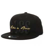 Buyers Picks - Like A Boss Snapback Hat