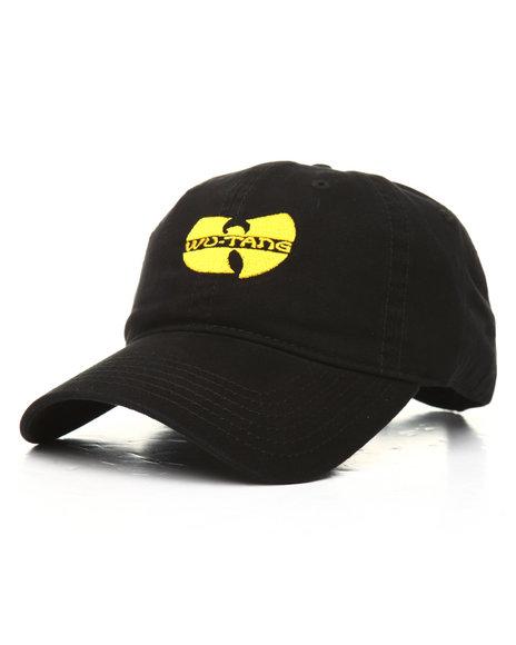 Buy Wu Tang Clan Core Logo Dad Hat Men s Hats from Wu-Tang Limited ... cf99c938ef7