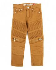 Jeans - Bull Zipper Stretch Moto Jean (4-7)