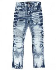Bottoms - Moto Wild Wash Jean (8-20)