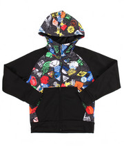 The North Face - Surgent Full Zip Hoodie (8-20)