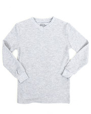 Arcade Styles - L/S V-Neck Thermal (4-7)