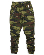 Bottoms - Camo Print Jogger (8-20)