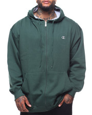 Outerwear - Zip Fleece Hoodie (B&T)