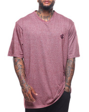 Rocawear - S/S Shakedown V-neck Tee (B&T)
