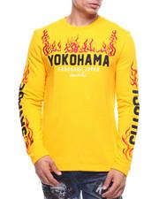 Shirts - YOKOHAMAN LS TEE