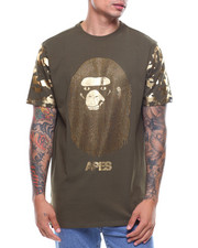 Buyers Picks - Ape S/S Tee w Rhinestones & Foil