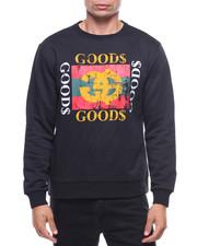 Sweatshirts & Sweaters - GOODS CREWNECK SWEATSHIRT