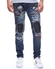 Jeans & Pants - KANAGAWA DENIM JEAN