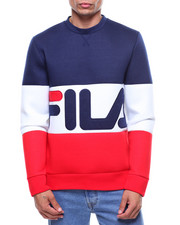 Sweatshirts & Sweaters - L/S 3 Tone Crew
