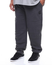 Sweatpants - Cut Moto Jogger (B&T)
