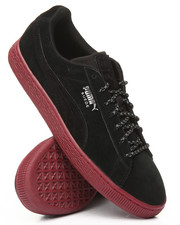 Footwear - Suede Classic Weatherproof Sneakers