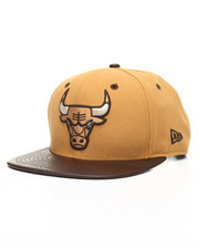 NBA, MLB, NFL Gear - 9Fifty Custom Bulls Strapback Hat
