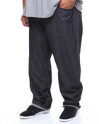 Split Raw Denim Jeans (B&T)