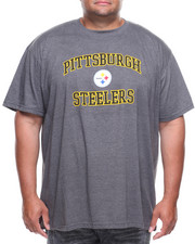 NBA, MLB, NFL Gear - S/S Pittsburg Steelers Tee (B&T)